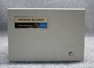 Perkin Elmer Prs 10 Printer Sequencer From Atomic Absorption Spectrophotometer