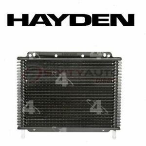 Hayden Automatic Transmission Oil Cooler For 1960 1970 Ford Fairlane Zi