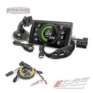 Edge Evolution Cts 3 Tuner For 2001 2016 Chevy Gmc Duramax Diesel 6 6l W Pyro