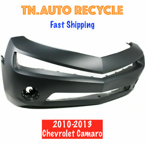 Front Bumper Cover For 2010 2013 Chevrolet Camaro Ls Lt Convertible Coupe Primed