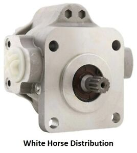 Hydraulic power Steering Pump Fits John Deere 770 Compact Tractor