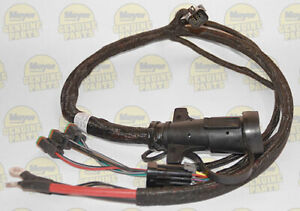 New Meyer 22692 E58 H Plow Side Wiring Harness Deutz Style Solenoid Plugs