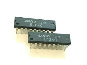Lb1240 Original New Sanyo Integrated Circuit Free Shipping Within Us Lot Of2