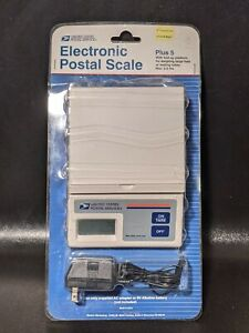 United States Postal Service Electronic digital Scale With Ac Adapter Or 9volt