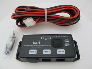 Tait Communications T02 00088 caaa Control Head Interface
