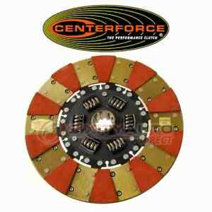 Centerforce Dual Friction Clutch Friction Disc For 1969 1971 Ford Mustang Ef