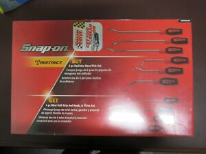 Snap On Pick Set 6 Radiator Hose Pick And 4 Mini Pick Set 2020 Set