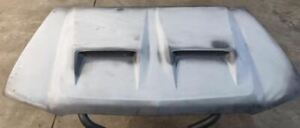 03 05 Silverado 1500 Hood Fiberglass Dual Scoop Local Pickup Only