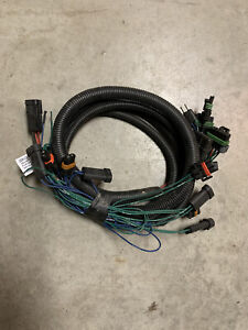 Western Fisher Snow Plow 3 Port Light Wiring Harness 29499 Hb 3 H11 Headlights