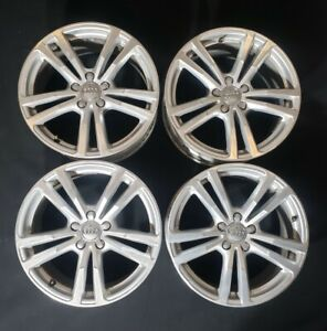 18 Audi S3 2015 2019 Factory Oem Wheels Rims Great Condition