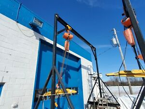 3 Ton Electric Chain Hoist And Frames