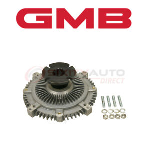 Gmb Cooling Fan Clutch For 1999 2002 Mitsubishi Montero Sport 3 5l V6 An