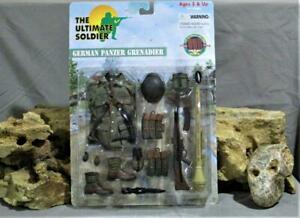 1999 Ultimate Soldier 21st Century German Panzer Grenadier Accessory 1:6 WWII $34.99