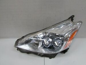 2012 2013 2014 Toyota Prius V Genuine Oem Left Led Headlight Blue Projectors T1