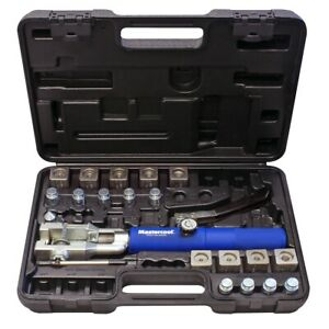 Double Flare Metric Bubble Flaring Tool Set 72450