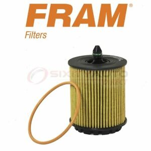 Fram Engine Oil Filter For 2000 Saturn Ls Oil Change Lubricant Filters Ho