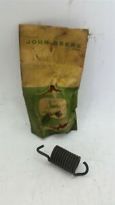 Genuine John Deere Winch Plate Spring M957t 350 Crawler Tractor