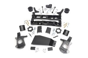 Rough Country 5 Lift Kit Fits 2007 2013 Chevy Avalanche 1500 Suspension