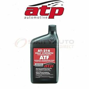 Atp Automatic Transmission Fluid For 2005 2010 Chrysler 300 Accessories Pj
