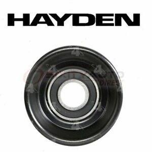 Hayden Drive Belt Tensioner Pulley For 2000 2005 Lincoln Ls Engine Qp