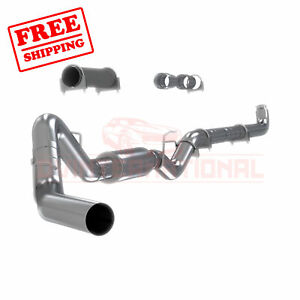 Mbrp Exhaust System For Chev Gmc 2500 3500 Duramax Classic 2001 2007