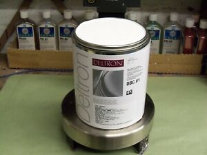 Ppg Paint Deltron 2000 Dbc3800 Gm Code Wa8624 Olympic White