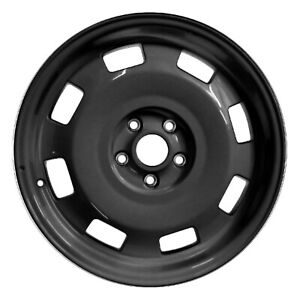69937 Reconditioned 17x7 Wheel Aluminum Fits 2012 2018 Beetle Painted Black