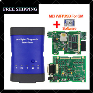 Fits Gm Mdi Multiple Diagnostic Interface Tool Wifi Card Scanner Ecu Tools