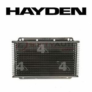 Hayden Automatic Transmission Oil Cooler For 1999 2015 Ford F 250 Super Duty Rm