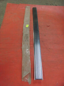 Amc American Motors Sst Side Molding Trim Rebel 1970 Nos Read