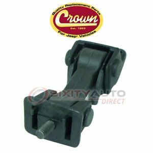 Crown Automotive Hood Latch Assembly For 1997 2006 Jeep Wrangler Body Um
