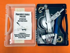 Portable Cable Puller