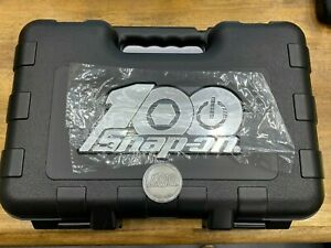 Snap on Tools Usa 100th Anniversary 100 Piece Tool Case Only 100th Anniv Coin