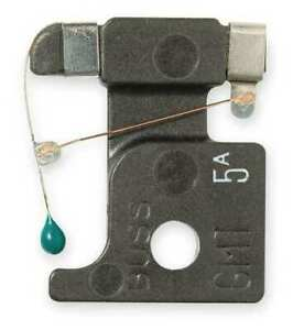 Eaton Bussmann Gmt 5a 5a Pin Fast Acting Plastic Telecom Protection Fuse