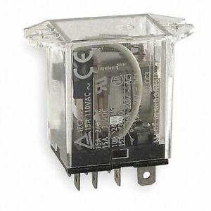Omron Ly1f dc24 Relay 8pin spdt 15a 24vdc