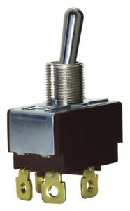 Eaton 7803k31 Toggle Switch dpst 10a 250v screw