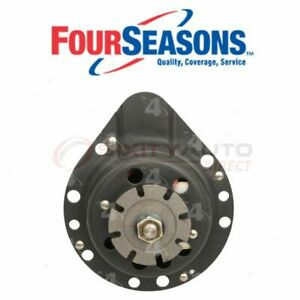 Four Seasons Engine Cooling Fan Motor For 1983 1995 Chevrolet Camaro Belts Ly