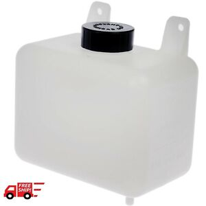 Universal Radiator Coolant Overflow Bottle Tank Reservoir Direct Replacement New