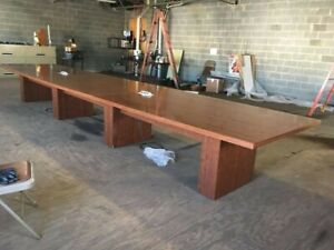 Conference Table Used