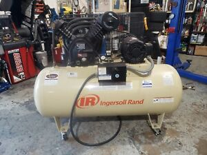 Ingersoll Rand Shop Air Compressor