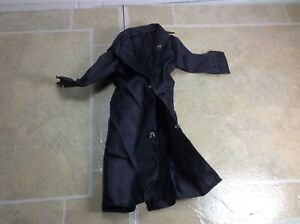1:6 scale Villains armed terrorist black trench coat accessory 21st century toys $12.00