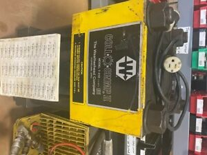 Weatherhead Hydraulic Hose Crimper Enerpac hush Pup Power Unit