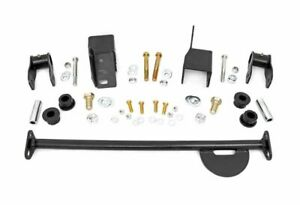 Rough Country Front Shackle Reversal Kit 76 86 Jeep Cj 5059
