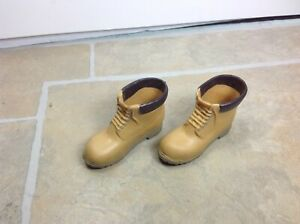 1:6 scale boots figure accessory timberland boots hasbro dragon 21st $8.00