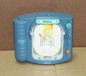 Philips Heartstart Hs1 Onsite M5066 no Battery Excellent Condition