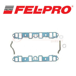 Fel Pro Intake Manifold Gasket Set For 1962 1965 Shelby Cobra 4 3l 4 7l V8 Dl