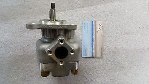 Hydraulic Pump Fits Jd 750 Tractor Kayaba Ch15096