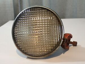 Vintage Tractor Headlight With Guide Tractor Lens 5931876