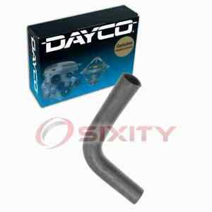 Dayco Lower Radiator Hose For 1974 Ford Mustang Ii 2 8l V6 Engine Coolant Dj