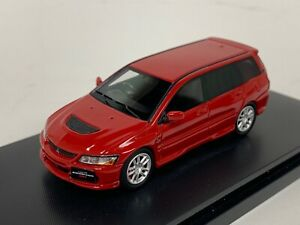 1 64 Mitsubishi Lancer Evo Evolution Wagon in Red $29.95